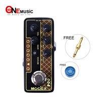 Mooer Micro цифровой предусилитель 004 Экскурсанта двухканальный предусилитель с 3 х полосный гитара с эквалайзером инвертор варщик аргонщик руч