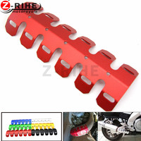 FOR Motorcycle Exhaust Muffler Pipe Heat Shield Cover Guard FOR KTM Honda CB 599 919 400