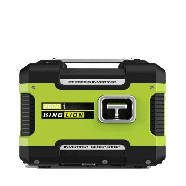2 кВт Цифровой инвертор генератор тихий/Автомобиль RV 2KW бытовой небольшой бензиновый генератор