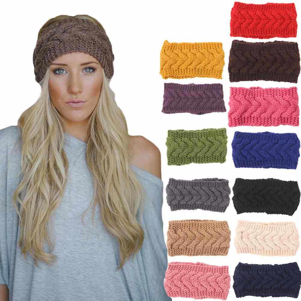 Feitong 2018 sombreros de invierno para las mujeres gorros de punto de  ganchillo sombrero de piel c4acf79c0b4