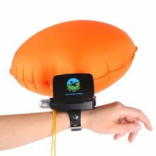 Wearable Buoyancy Wrist Band Portable Rescue Device Float Wristband Lightweight Water Buoyancy Aid Device For Water Sports
