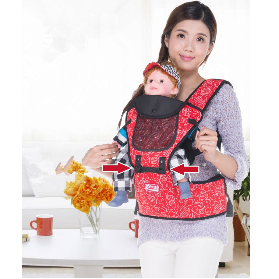 0-36 Months multifunctional backpacks hipseat for baby carriers