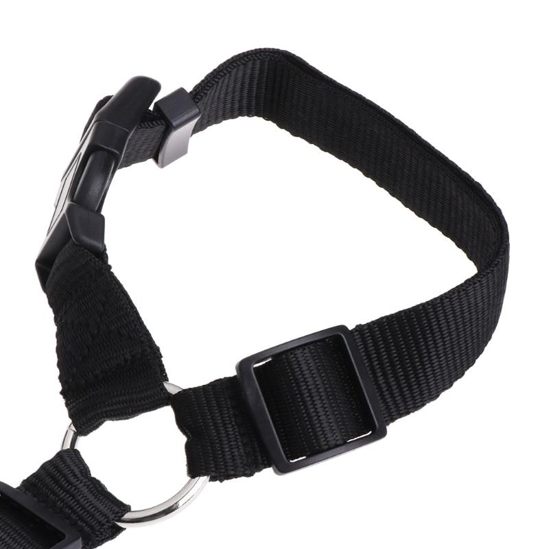 High Quality Pet Harness Dogs Safety Belt Nylon Strap Car Seat Travel Collar Leash Adjustable