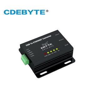 Image 2 - E810 DTU (CAN ETH) Ethernet Giao Diện Có Thể Xe Buýt Hai Chiều Trong Suốt Truyền Modem Không Dây
