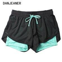 2018 Zomer Double Layer Shorts Vrouwen Skinny Fitness Shorts Vrouwen Elastische Casual Shorts Vrouwelijke Joggings Pantalones Cortos Mujer