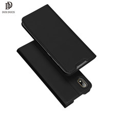 DUX DUCIS Flip Cases For Huawei Honor 8S Luxury PU Leather Flip Wallet Book Cover on For Huawei Honor 8S 8A Case Honor 8 S Funda(China)