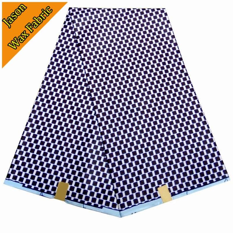 Jason wax,100% polyester ankara fabric super wax african prints fabric wax 6yards fabric for dress / LBL