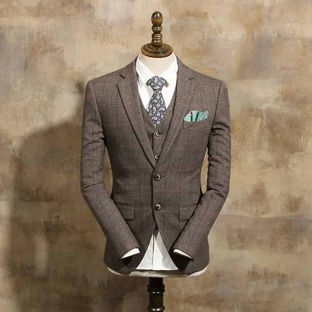 Vintage Mens Wedding Suits | Wedding Tips and Inspiration