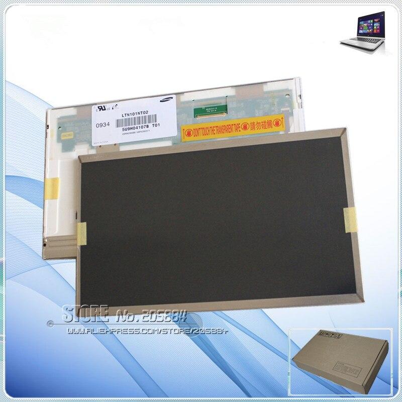 Экран ноутбука CLAA101NB01 B101AW03 v.0/V.1 N101L6 L02 LTN101NT02 LP101WSA TLA1 HSD101PFW2 M101NWT2 R1/R2 10,1