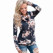 women hoodies sweatshirts ladies autumn winter fall floral pullovers elegant  classic popular clothing sweat shirts