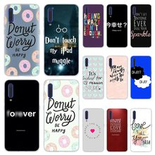 MLLSE phrase proverb Phone Case for Xiaomi MI 9 8 A2 Lite SE