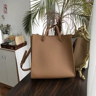 Женская сумка мессенджер, черная кожаная сумка на плечо, 2019|Сумки с ручками| | АлиЭкспресс