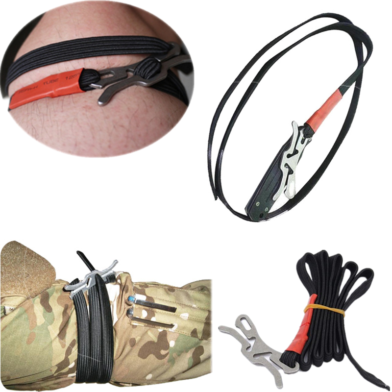 Smart Outdoor Belt Stop Snake Bite First Aid Survive Camp Medical Bandage Tourniquet Lifesave Emergent Trauma Bleed Kit Rescue Buy Now Arts,crafts & Sewing