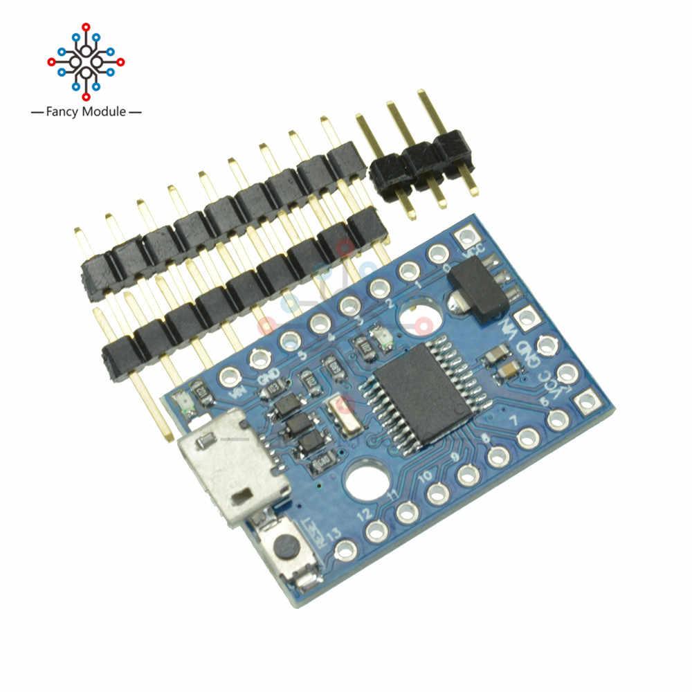 Carte de développement Micro USB ATTiny167 Digispark Pro Kickstarter pour Arduino