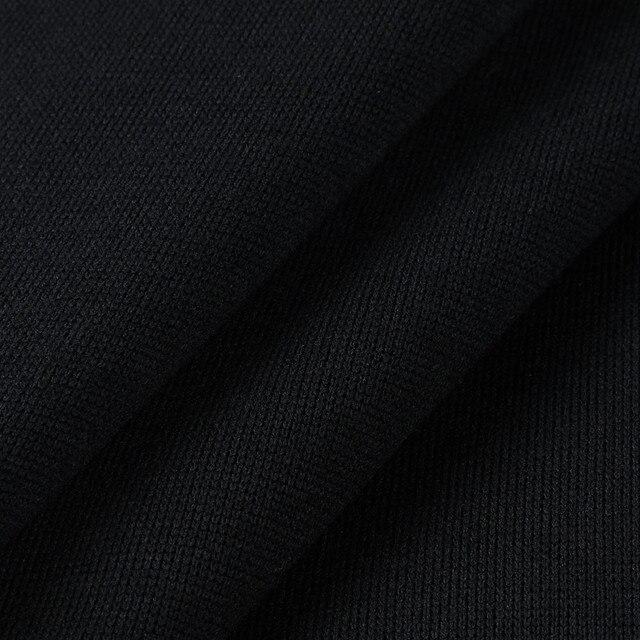 Women Hoodies Pullover Autumn Winter Black Long Zip Sleeve Sweatshirts Female Skull Print Casual Hoodies Tracksuits Sueter #10T 3