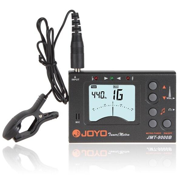 JOYO JMT-9000B 3-in-1 Digital <font><b>Guitar</b></font> Metro Tuner Pickup with <font><b>LED</b></font> Indicator for <font><b>Guitar</b></font> / Bass / Violin