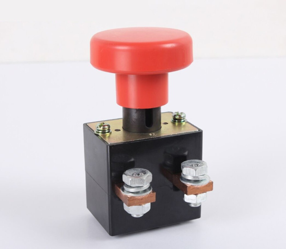 ZJK125 ( ED125 ) ZJK250 ( ED250 ) Emergency Disconnecting Switch Push Button Switch 125A 250A For Car Automobile VehicleZJK125 ( ED125 ) ZJK250 ( ED250 ) Emergency Disconnecting Switch Push Button Switch 125A 250A For Car Automobile Vehicle