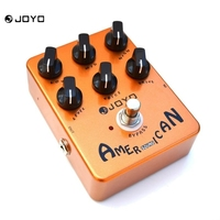 JOYO JF14 American Sound Electric Guitar Effect Pedal Reproduces The Sound Mooer Performs Great From Clean