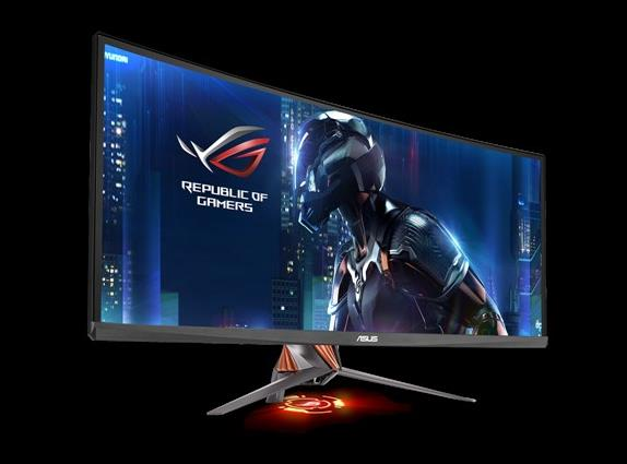 ASUS ROG Swift Curved PG348Q Gaming Monitor - 34 21:9 Ultra-wide QHD (3440x1440), overclockable 100Hz , G-SYNCASUS ROG Swift Curved PG348Q Gaming Monitor - 34 21:9 Ultra-wide QHD (3440x1440), overclockable 100Hz , G-SYNC