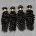 Slove Rosa Hair Cheap 7A Brazilian Deep Wave Curly Virgin Hair Weave 4 Bundles Unprocessed Virgin Brazilian Human Hair weave