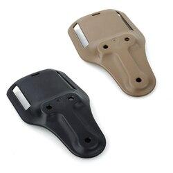TMC Tactical Holster Airsoft Belt Holster Drop Adapter Short SOG Clip Mount Hunting Waist Hanging Board 3137