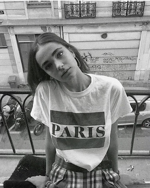 Okoufen Streetwear High Street Tumblr Fashion Tshirt France Paris T