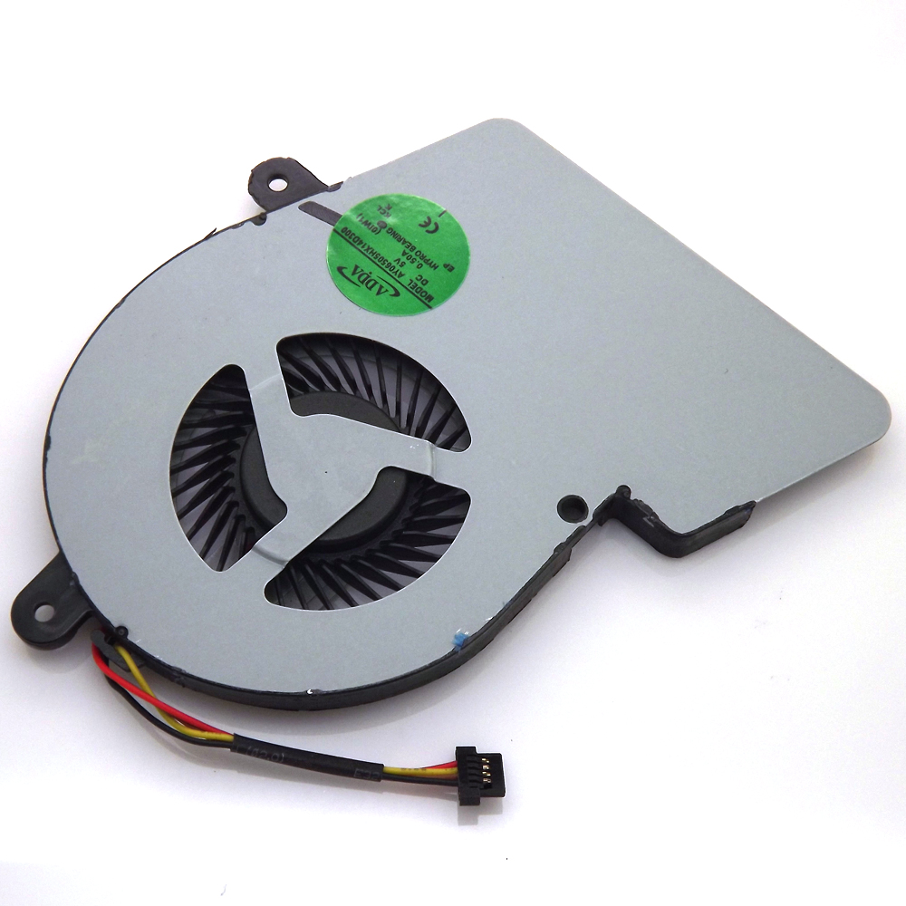 DC5V Cooling Fan PC Computer CPU Cooler For Toshiba Satellite U900 U940 U945