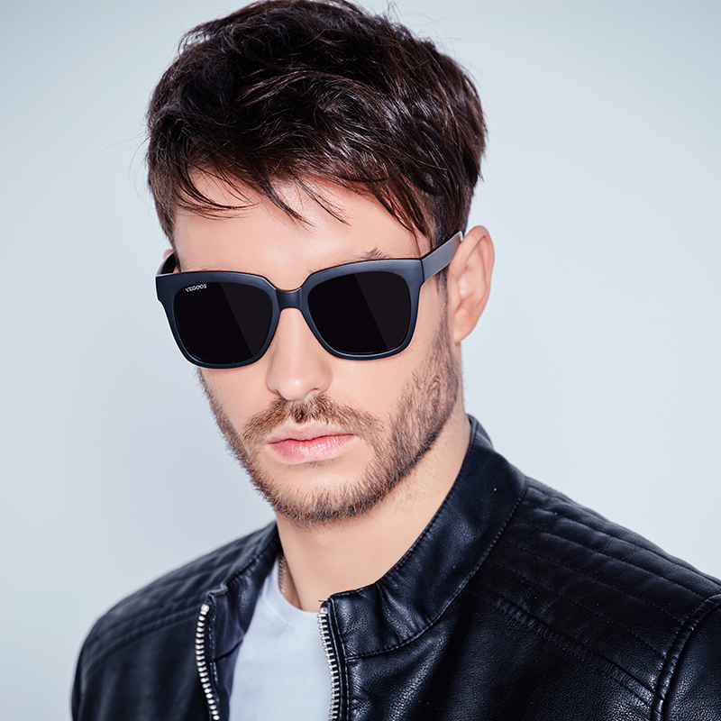 a399570888 VEGOOS Polarized Sunglasses for Men and Women Classic Wayfarer Style  Driving Sun Glasses Designer Squar Brand Eyewear  6109-in Sunglasses from  Apparel ...