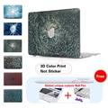 """Разбили Стекло Жесткий Пластиковый Кейс Для Ноутбука Для Mac Book Pro 13 Крышка 13.3 13 """"7-дюймовый Чехол Для Крышки Ноутбука Apple Macbook Pro Air"""