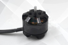 DYS BE1104 Mini four-axis multi-rotor 4000KV multi-axis brushless motor motor 160 through the machine f cloud gepu gep vx5 through machine four axis carbon fiber through the rack x frame aluminum alloy keel structure