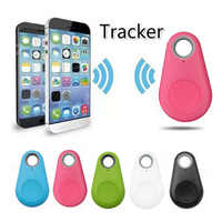 New Pets Smart Mini GPS Anti-Lost Waterproof Bluetooth Tracking Finder Device Auto Car Pets Kids Motorcycle Trackers
