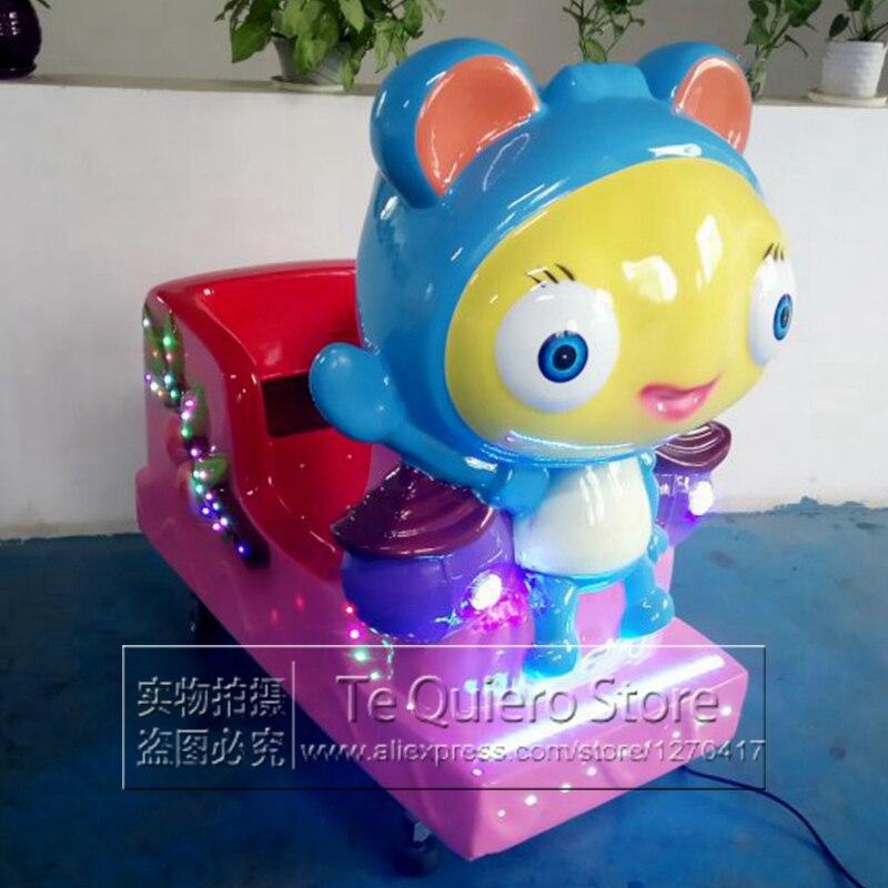 Enfants cadeau d'anniversaire appareils d'amusement électriques Kiddie manèges voiture jouet