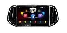10.1 inch 1024 x 600 quad core Android 6.0 for KIA KX3 ,car deckless gps navigation,3G,BT,Wifi,english,black