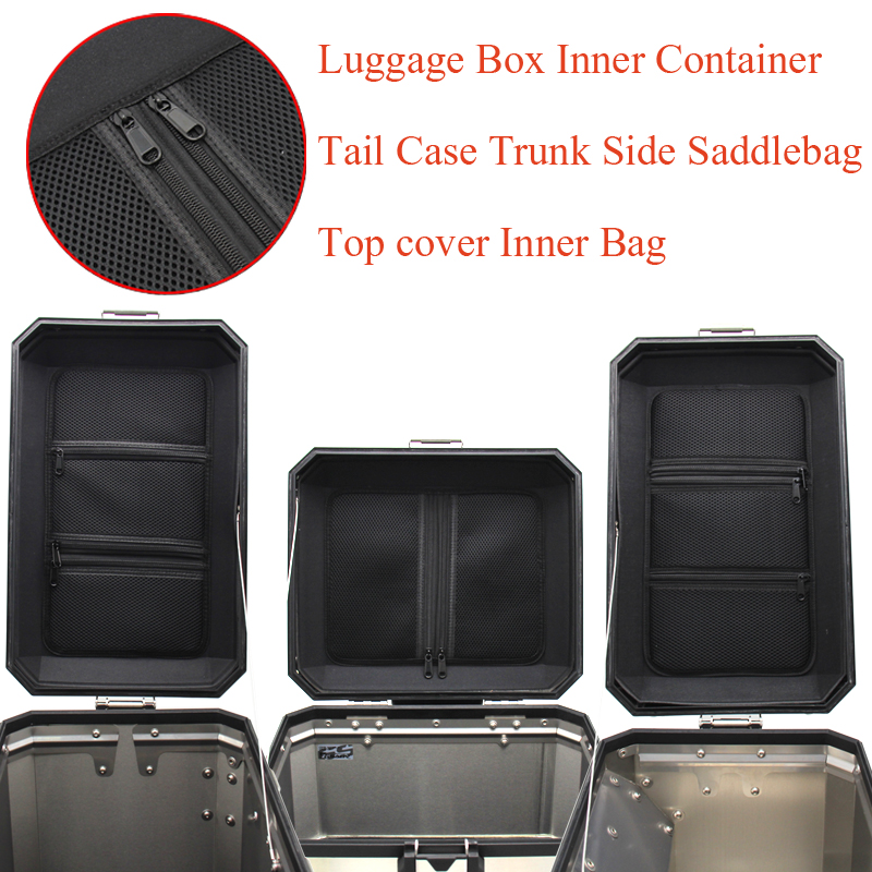 For BMW R1200GS LC R1250GS ADV F850GS F750GS Luggage Box Inner Container Tail Case Trunk Side Saddlebag Inner Bag Top Cover