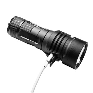 Image 4 - Светодиодный фонарик Manker U23, 2000 лм, CREE XHP35, HD, USB Type C, перезаряжаемый аккумулятор 5000 мАч