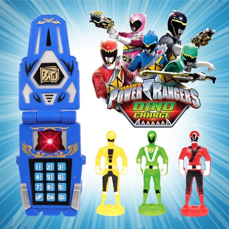 Anime Power Ranger Super font b Action b font font b Figures b font Battle Power