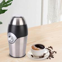Многофункциональная электрическая кофемолка мини 600 мл соль перец Мясорубка 200 Вт специй орехи семена кофейных зерен Точильщик ЕС 220-240