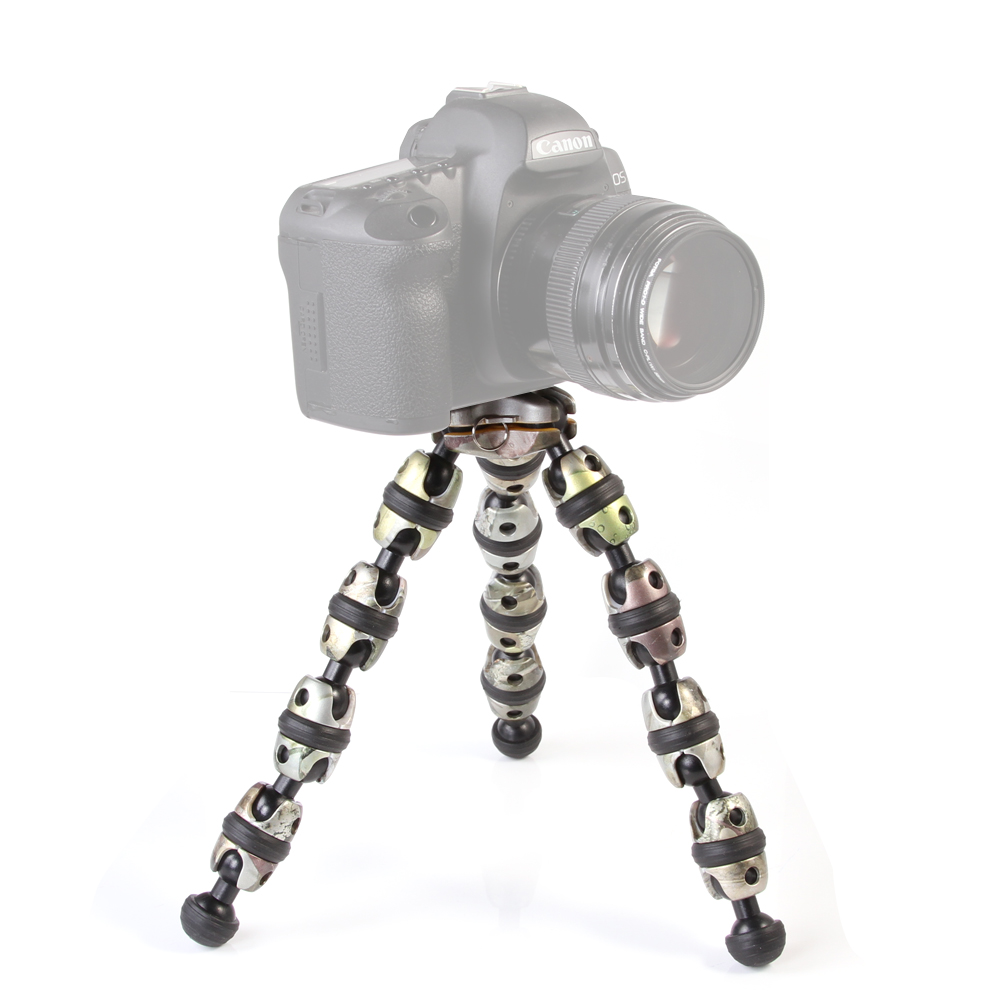 Flexible Joint Tripod Stand Holder Large Octopus Heavy Duty for Canon Nikon DSLR