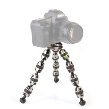 Cheap price Flexible Joint Tripod Stand Holder Large Octopus Heavy Duty for Canon Nikon DSLR