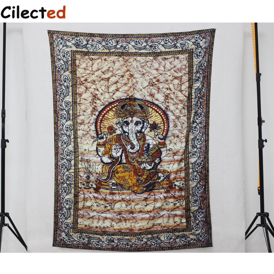 Psychedelic Celestial Indian Sun God Tapestry Mandala Religious Hanging Wall Carpet Square Beach Towel Throw Blanket Home Decor Smart Electronics Home Automation Modules