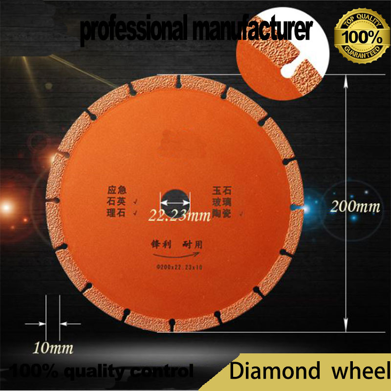 200mm diamond saw stone diamond saw for marble granite brick glassess and tiles good quality at good price and fast delivery diamond cbn tools blade for grind at good price and fast delivery best seller diamond blade grit 200