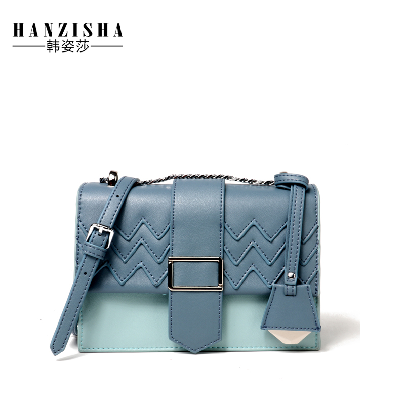 Genuine Leather Women Messenger Bag For Women 2018 Famous Brand Bag Shoulder Bag Luxury Design Chains Women Crossbody Bag bolso kadulee ice silk car seat covers for honda city opel astra k lancia ypsilon honda accord 2003 2007 for land rover car styling