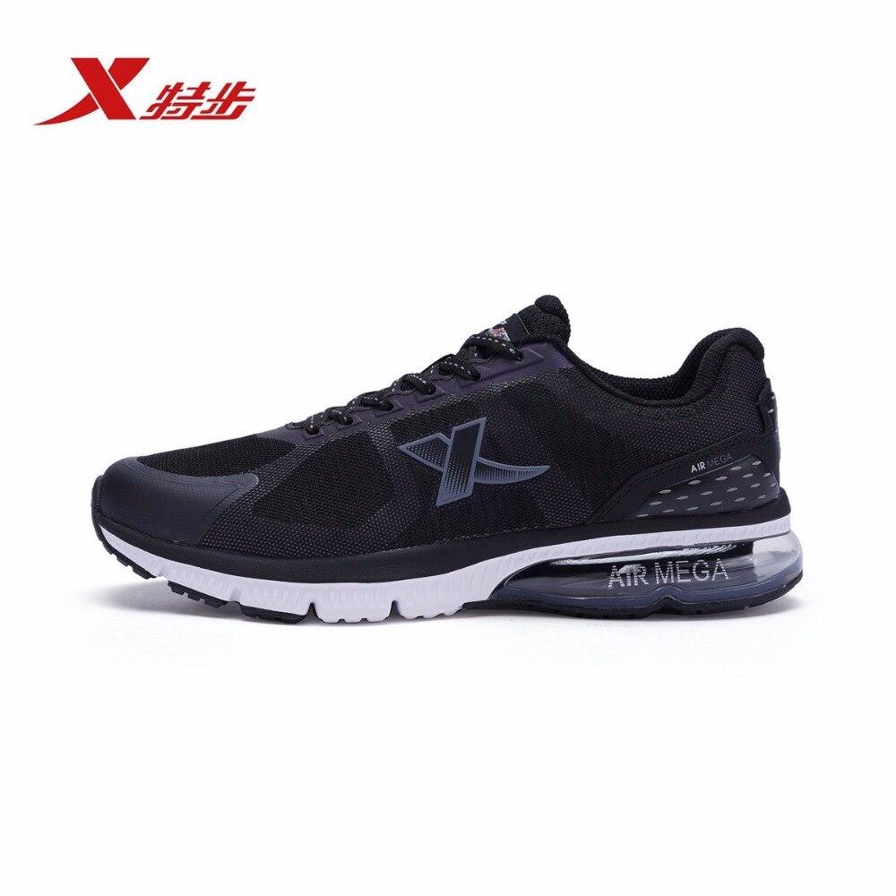 983319116621 Dos Homens Xtep Hot Vender Air Mega Amortecimento Esporte Tênis Running Shoes para o homem