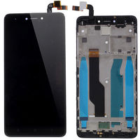 For LCD Screen Xiaomi Redmi Note 4X Replacement LCD Display Touch Module Screen Digitizer Assembly Moblie LCDS With Frame