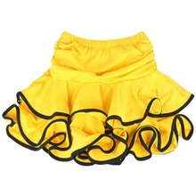 2017 NEW Women skirt Latin dance skirt Latin skirt ballet dance dress 5 COLORS