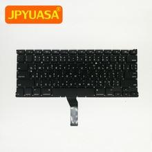"New Thai Keyboard For Macbook Air 13"" A1369 A1466 Keyboard 2011 2012 2013 2014 2015 2017"