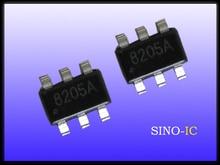 Бесплатная доставка 8205 литиевая батарея охраны микросхема sot23-6 SSOP8 mos трубки dw01d Оригинальный Продукт