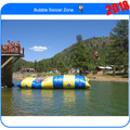 Fress shipping 8*3m inflatable water pillow/inflatable water catapult blob