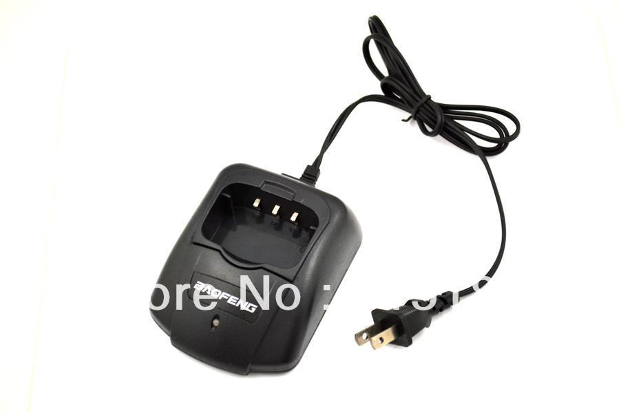 Exclusively AC 240V DC10V 500mA Baofeng CH-B Desktop Charger For Baofeng UV-B5/UV-B6 (Provide PSU Plug For Your Country)