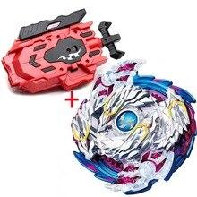 Beyblade Burst CHO-Z VALKYRIE. Z. Ev с левым и правым двухсторонним пусковым устройством, металлический усилитель, Топ стартер, гироскоп, спиннинг, боевое лезвие, игрушка